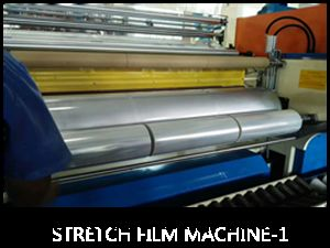 STRETCH FILM MACHINE-1