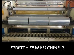 STRETCH FILM MACHINE-2