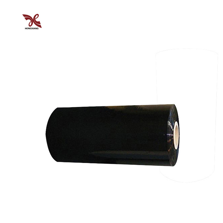 casting black lldpe stretch film